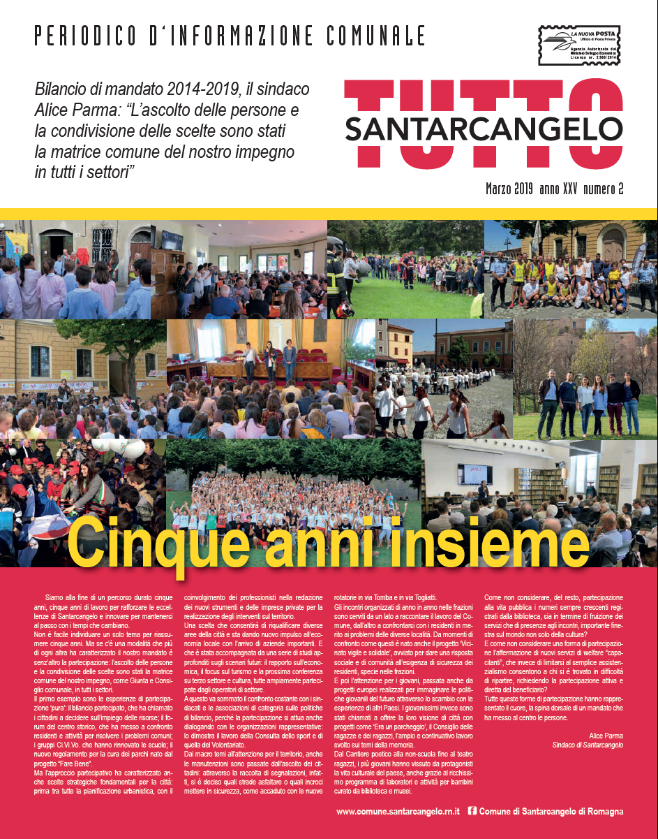 TuttoSantarcangelo, n. 2_2019