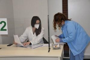 Nuova sede per l'hub vaccinale di Rimini