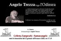 """Angelo Trezza legge l'Odissea"""