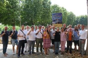 """""""Calici di Stelle"""" 20esima edizione, venerdì 10 e sabato 11 agosto torna l'appuntamento con il buon vino di Romagna"""