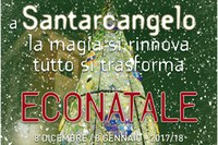 """""""Dis-semi-n-azione"""", sabato 30 dicembre l'inaugurazione dell'ultima installazione artistica di EcoNatale"""