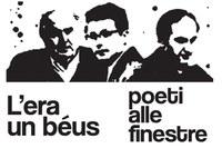 """""""L'era un béus"""", i poeti alle finestre fino al 24 gennaio"""
