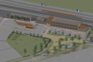 """""""Santarcangelo Moving on!, il progetto di riqualificazione della zona stazione candidato al bando della Regione Emilia-Romagna per la rigenerazione urbana"""