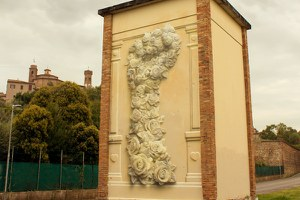 """Tower to the people"", il nuovo murale dell'artista italiano Eron"