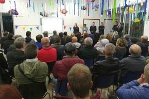 """""""Vicinato vigile e solidale"""" a Santarcangelo, il progetto illustrato a San Martino dei Mulini"""