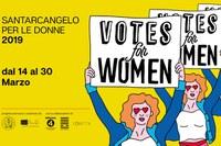 """""""Votes for Women! Santarcangelo per le Donne"""", positivo il bilancio della quarta edizione"""