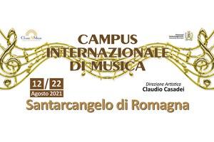 A Santarcangelo il Campus internazionale di musica