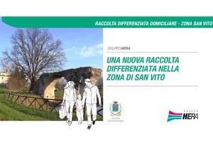 Al via la raccolta rifiuti porta a porta nella frazione di Casale San Vito e in via Vecchia Emilia