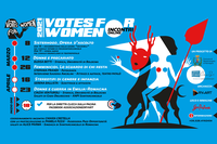 Al via Votes for Women 2021