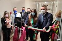 All'Ospedale Franchini di Santarcangelo inaugurata oggi la Chirurgia–Senologia