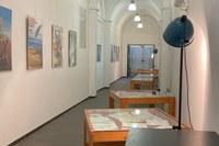 Alla Galleria Baldini l'archivio di Santarcangelo Festival