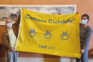 Anche per il 2021 Santarcangelo si conferma Comune ciclabile Fiab
