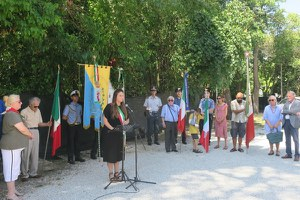 Anniversario dell'eccidio di Fossoli, il discorso della sindaca Alice Parma
