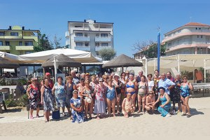 Anziani al mare, in maggio le iscrizioni per l'estate 2018