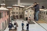 Arriva il Presepe di piazza Monache dedicato a Giuliana Rocchi