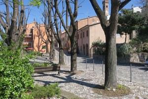 Intitolato a Giuliana Rocchi il belvedere in Contrada dei Signori