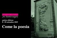 Cantiere poetico 2019, tra i protagonisti Pupi Avati, Franco Loi, Mariangela Gualtieri, Federico Dragogna, Ermanno Cavazzoni e il Collettivo Zoopalco