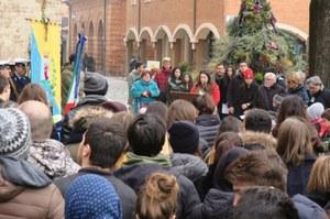 Giornata della Memoria, il discorso del sindaco Alice Parma