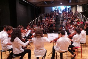 Cento giovani musicisti per il concerto finale del Campus internazionale di musica