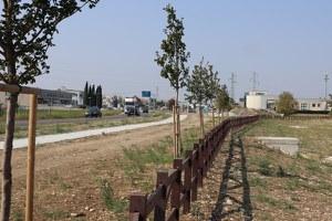 Ciclabile sulla via Emilia, a buon punto i lavori per il collegamento di Santa Giustina con il centro