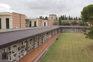 Cimitero centrale, ultimata la prima tomba di famiglia concessionabile come loculi
