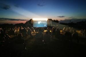 Cinema itinerante, ottimo riscontro di pubblico con quasi mille presenze in otto serate