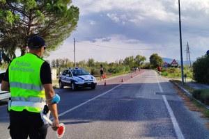 Controlli preventivi nei parchi, attività a tutela dell'ambiente e per garantire la sicurezza di eventi sportivi