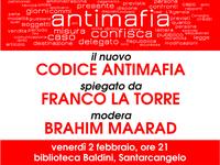 Franco La Torre spiega il nuovo Codice antimafia