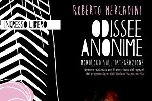 """Giovedì 28 dicembre al teatro Lavatoio lo spettacolo inedito """"Odissee anonime"""" di Roberto Mercadini"""
