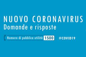 Coronavirus, aggiornamento dalla Prefettura - giovedì 27 febbraio