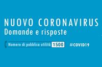 Coronavirus, tutte le informazioni utili in tempo reale