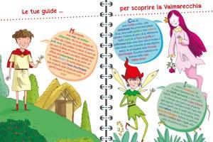 """Le """"divertimappe"""", arriva l'opuscolo turistico sulla Valmarecchia dedicato ai bambini"""