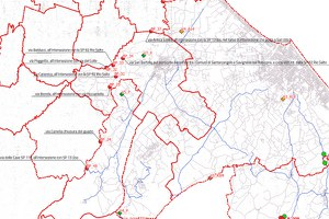 Emergenza coronavirus, modifiche al riassetto della viabilità: il blocco stradale di Montalbano spostato in via Canonica