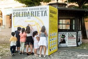 Festa della solidarietà, successo di pubblico per l'edizione 2018