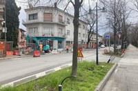 Fino al 20 marzo modifiche al traffico e alla sosta in viale Marini e via Sancisi