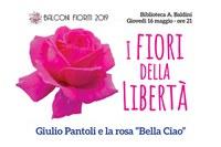 """Balconi Fioriti si conclude con l'incontro """"I Fiori della Libertà"""""""
