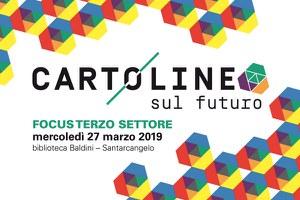 """Focus Terzo settore, """"Economie plurali: la cultura e la socialità a Santarcangelo di Romagna"""""""