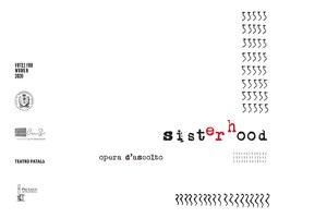 """Giornata contro la violenza alle donne, da lunedì 23 a mercoledì 25 novembre l'opera d'ascolto """"Sisterhood"""""""