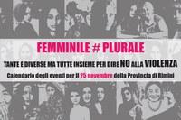 Giornata contro la violenza sulle donne, giovedì 28 novembre l'inaugurazione della Panchina Rossa in piazza Ganganelli