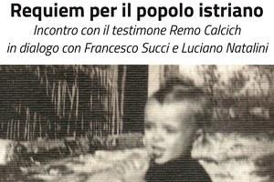 Giorno del Ricordo, domenica 10 febbraio al Musas incontro con il testimone Remo Calcich