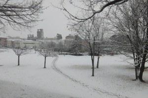 Il piano neve attivo dalle prime ore di questa notte