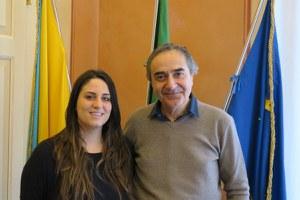 Il ringraziamento dell'Amministrazione comunale al dirigente Petrillo, arrivato all'ultimo giorno di servizio