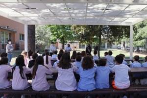 Il saluto di fine anno scolastico dell'Amministrazione comunale