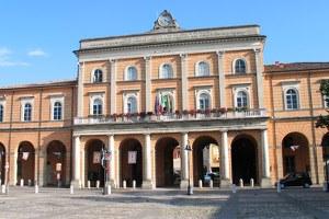 Il sindaco Parma e l'assessore Rinaldi al Comitato per l'ordine e la sicurezza che si è tenuto in Prefettura