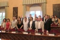 Insediato il Consiglio comunale eletto in seguito alle consultazioni amministrative del 26 maggio
