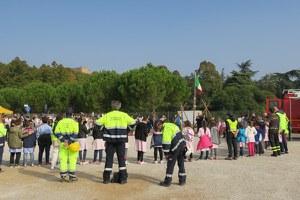 IO NON RISCHIO, tanti gli studenti per la giornata di prevenzione della Protezione Civile