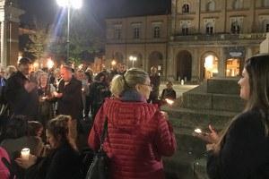L'appello della sindaca Alice Parma per la pace in Siria