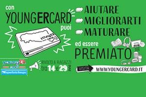L'Unione di Comuni Valmarecchia rilancia la youngERcard