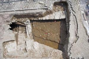 La grotta di via Saffi è la camera sotterranea di una torre difensiva del Quattrocento