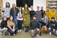 La sindaca Alice Parma dà il benvenuto a ragazze e ragazzi del Servizio civile